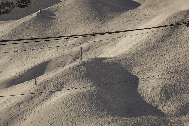 scie sul monte Bianco di Lucabanchini