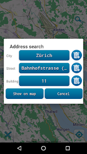 Map of Zurich offline 3.4 [MOD APK] Latest 3