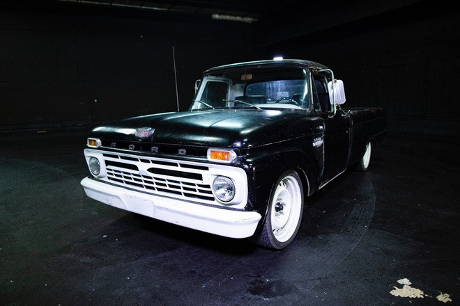 1966 FORD 100 Long Bed Hire Miami