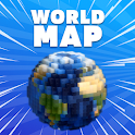 World Map for Minecraft icon