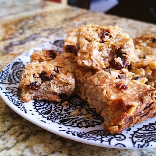 "Oatmeal Raisin ""Power"" Bar Bites"