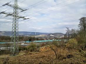 Photo: Werdringen und (Neu-)Brockhausen vor dem Hintergrund des Ardeygebirges und des Kaisbergs.