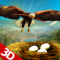 Life of Golden Eagle: Falcon Wildlife Simulation icon