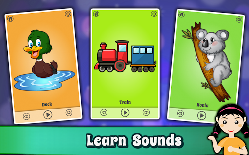 Baby First words Flashcards - Kids Learning games screenshot 14