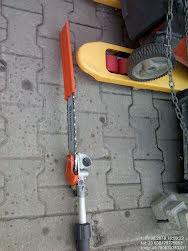 Picture of a HUSQVARNA 525PT5S