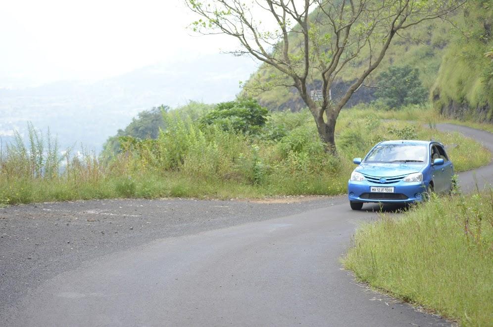 Scenic Ghat en-route Campsite
