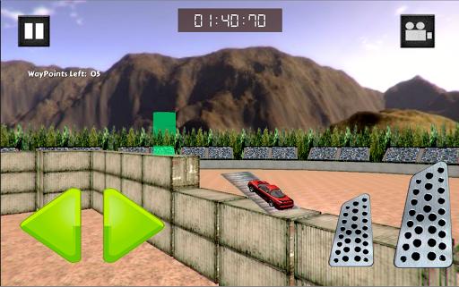 玩模擬App|越野車特技3D免費|APP試玩