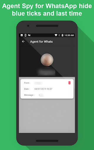 Agent - No blue ticks, No last seen, Ghost Mode Hack, Cheats