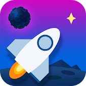 Tap Tap Boom: Launch To Space Android APK Download Free By UPTAP