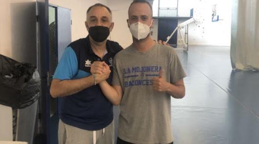 El Club Baloncesto La Mojonera contará con José Antonio Martín