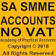 Download SA SME ACCOUNTS NO VAT For PC Windows and Mac