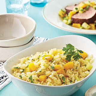 Tropical Rice with Oranges & Pineapple Recipe