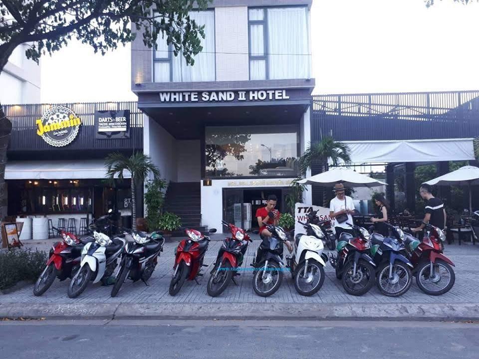 Thuê xe máy gần khách sạn Đà Nẵng