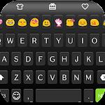 Classic Black Emoji Keyboard 1.4.4