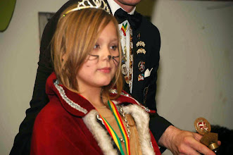 Photo: Jeugdprinses Jade