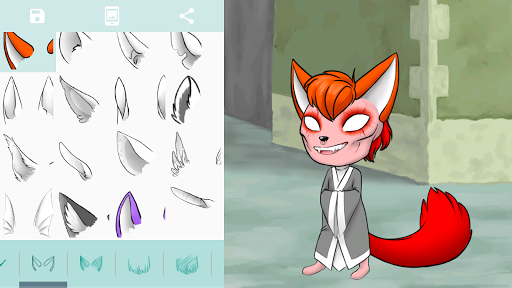 Avatar Maker: Fantasy Chibi screenshot 20