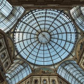 Galleria del Corso - Milano by Antonello Madau - Buildings & Architecture Other Interior