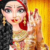 Royal North Indian Wedding Beauty Salon & Handart