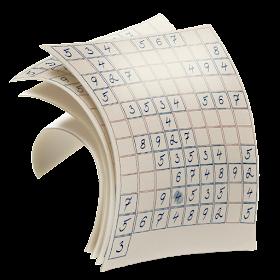 Семечки: головоломка с цифрами. Поиск пар чисел.