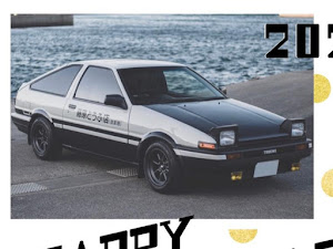 スプリンタートレノ AE86 S61•GT-APEXのカスタム事例画像 ささき ゆーまさんの2021年01月03日12:40の投稿