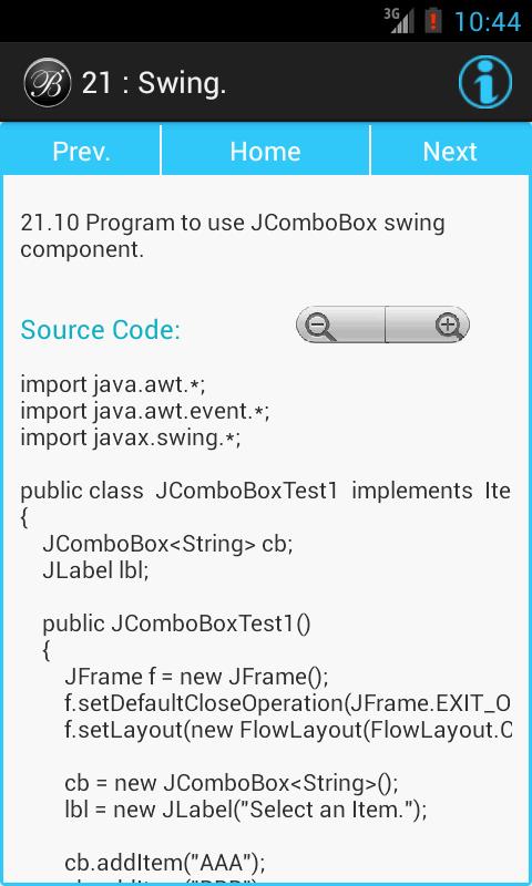 Software untuk program java