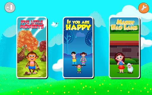 Kids Top Nursery Rhymes Videos - Offline Learning Apk 2