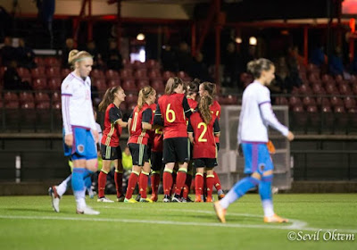 Belgian Red Flames leggen Rusland probleemloos tussen de boterham