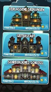 Brick Breaker - Ghostanoid Screenshot