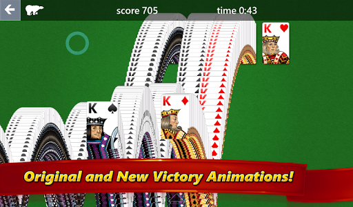 Microsoft Solitaire Collection  gameplay | by HackJr.Pw 16