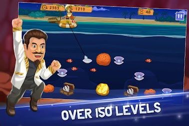 Gold Miner Vegas: Nostalgic Arcade Game APK screenshot thumbnail 2
