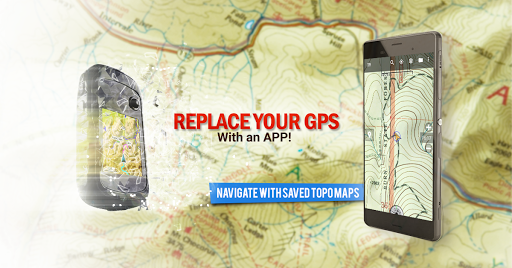 PC u7528 BackCountry Navigator TOPO GPS PRO 1