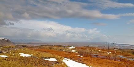 Photo: Nos metimos por un caminito que nos llevó hasta aquí arriba.