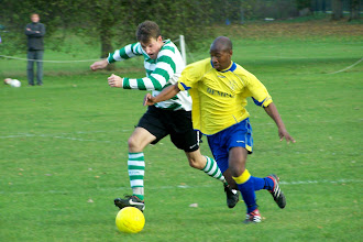 Photo: 29/10/11 v Young Warriors (Midland Combination League Div 2) 0-3 - contributed by Gary Spooner