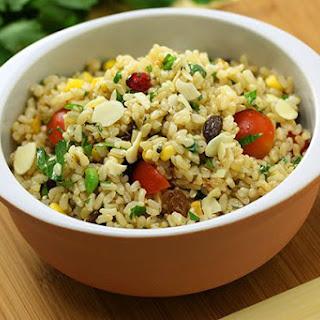 Rice Salad.