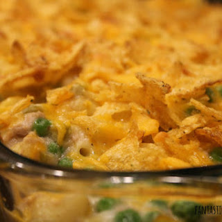 Cheesy Jalapeno Tuna Casserole Recipe