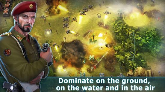 Art Of War 3: Modern PvP RTS Screenshot