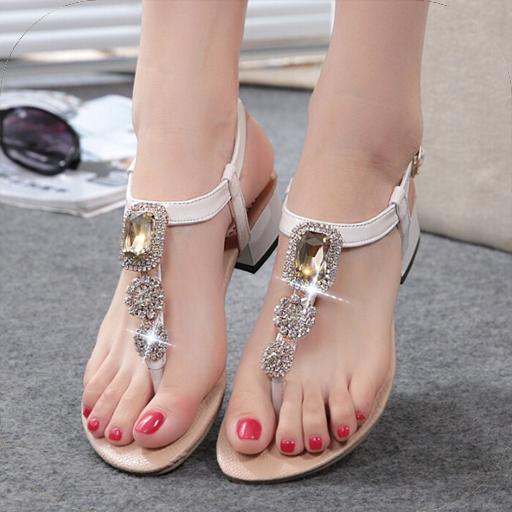 Modern Flat Sandals Ideas