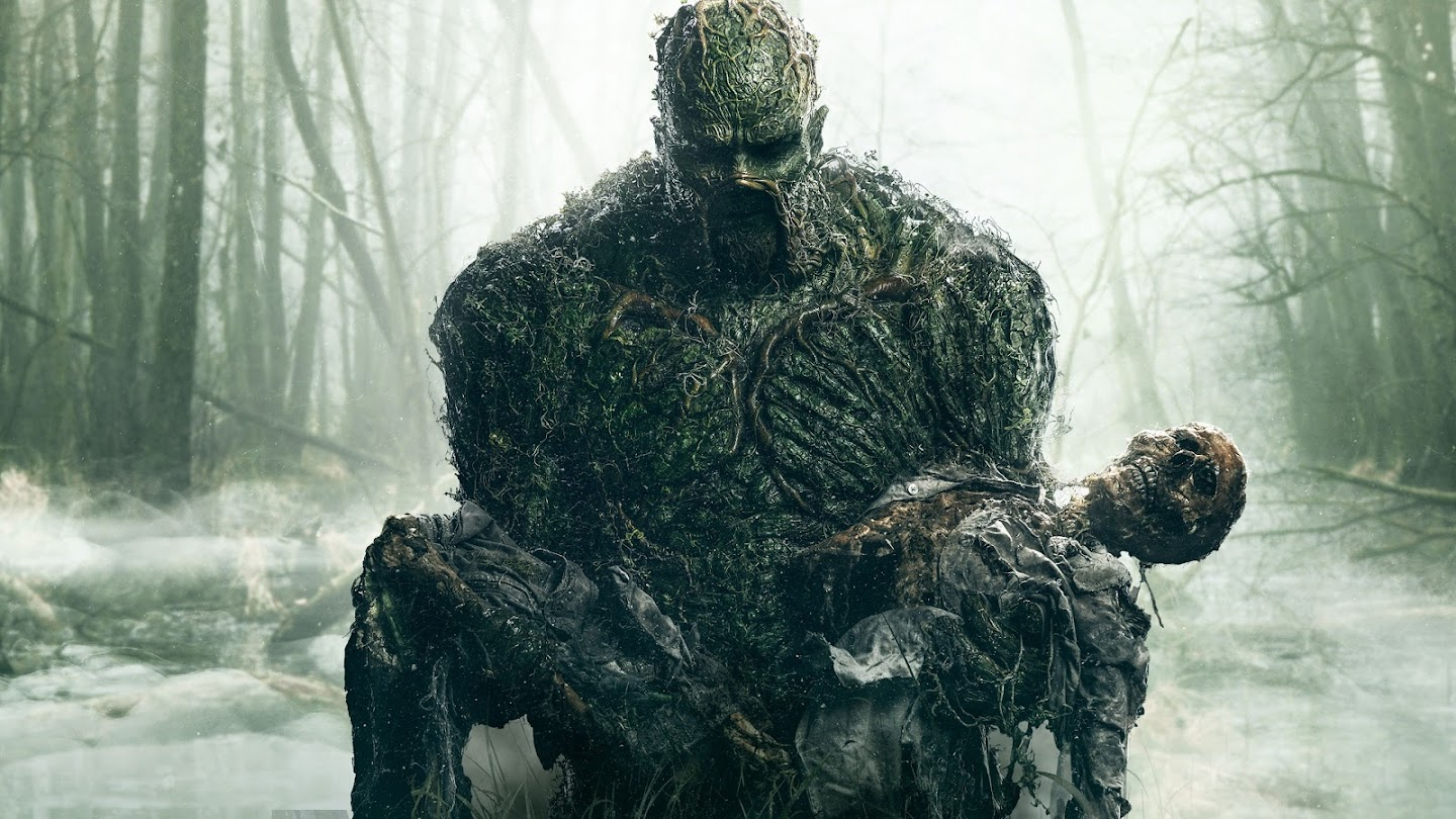 Watch Swamp Thing live