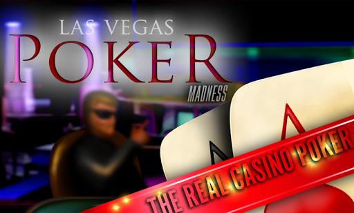 Las Vegas Poker Madness