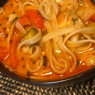 One Pot Thai Soup.
