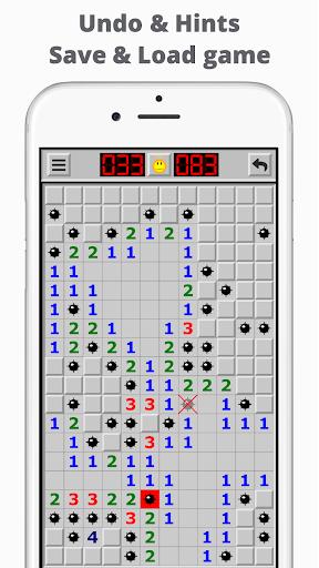 Minesweeper Classic - Mines Landmine Game  screenshots 4