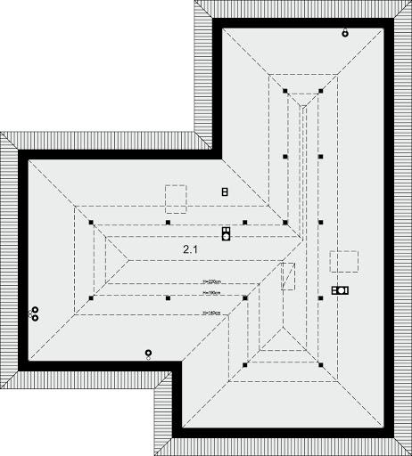 Padme 3 B - Rzut strychu