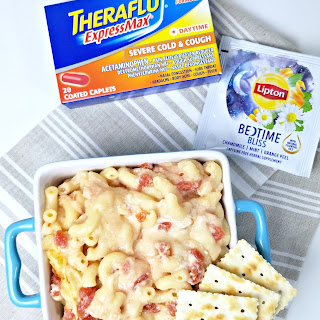 Sick Day Essentials And The Best Baked Macaroni & Cheese.