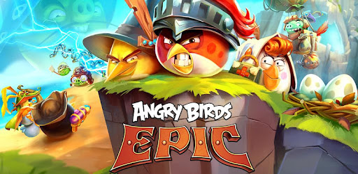 Angry Birds Epic RPG captures d'écran