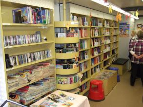 Photo: Fahrbücherei des Landkreises Stendal