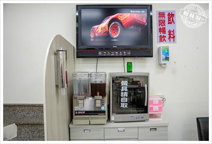 饗賀呷店內環境