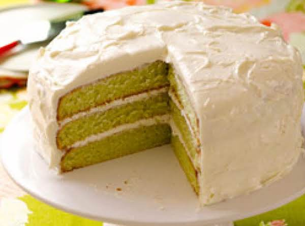Classic Key Lime Cake Just A Pinch Recipes
