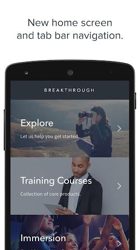 Breakthrough with Tony Robbins screenshot 1