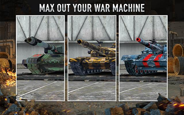 Iron Force- screenshot