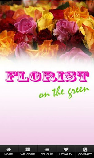 The Florist on the Green
